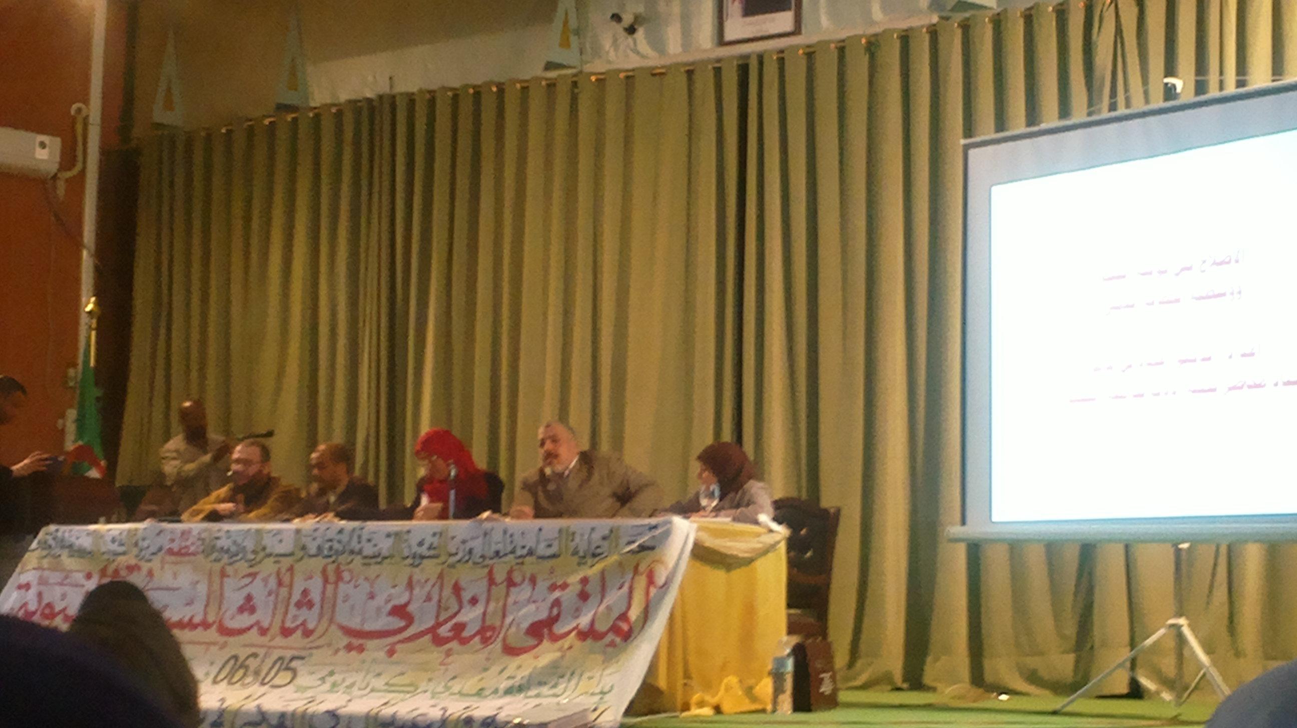 الملتقى المغاربي الثالث للسيرة النبوية بورقلة : تحت شعار الوسطية والإعتدال في الفكر الاسلامي