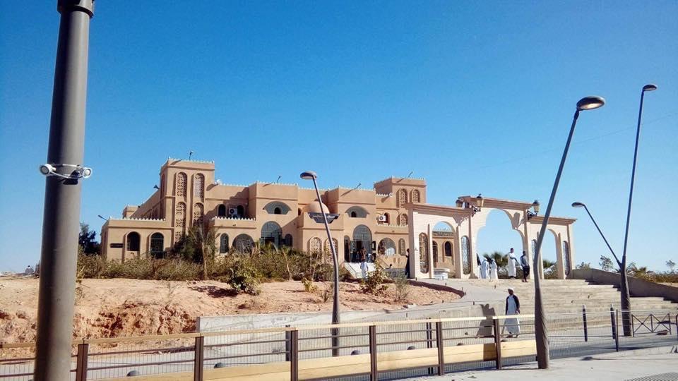 خطبة الجمعة لمدير الشؤون الدينية ( الشيخ الفاضل محمد عمر حساني )